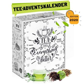 Boxiland Tee Adventskalender 2020
