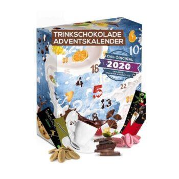 Boxiland Trinkschokoladen Adventskalender 2020