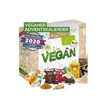 Boxiland Veganer Adventskalender 2020