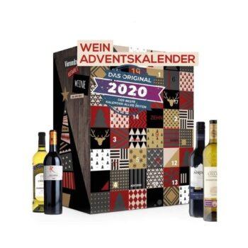 Boxiland Wein Adventskalender 2020