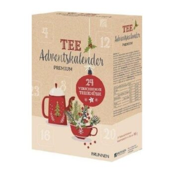 Brunnen Tee Adventskalender 2020