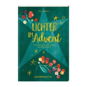 """Buch Adventskalender """"Lichter im Advent"""""""