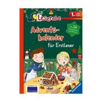 Buch Adventskalender für Erstleser