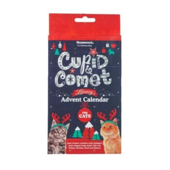 Cupid&Comet Adventskalender für Katzen