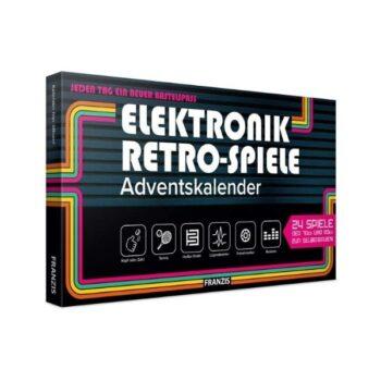 FRANZIS Elektronik Retro-Spiele Adventskalender 2020