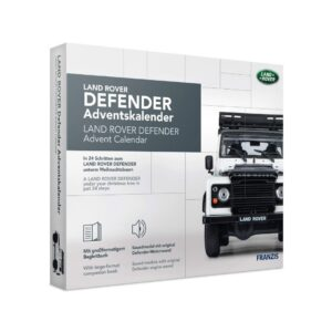 FRANZIS Land Rover Defender Adventskalender 2020