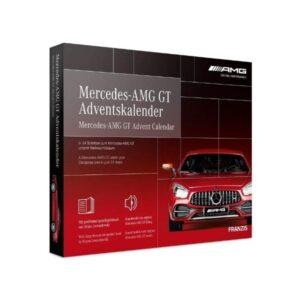 FRANZIS Mercedes AMG-GT Adventskalender 2020