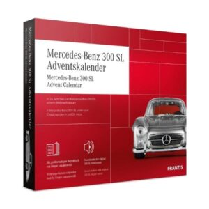 FRANZIS Mercedes-Benz 300 SL Adventskalender 2020