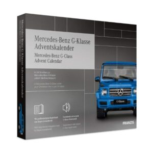 FRANZIS Mercedes-Benz G-Klasse Adventskalender 2020