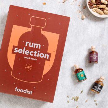 Foodist Rum Adventskalender 2020