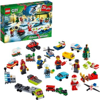 LEGO City Adventskalender 2020