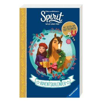 Lucky und Spirit Bücher-Adventskalender