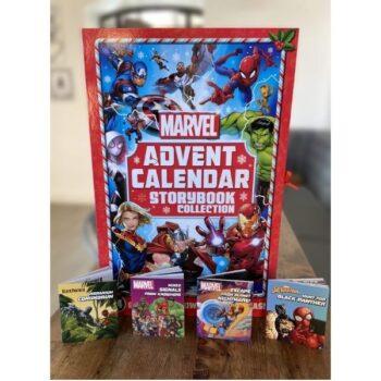 Marvel Storybook Adventskalendar 2020
