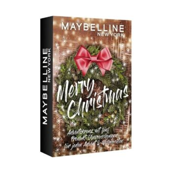 Maybelline Mini Adventskalender 2020