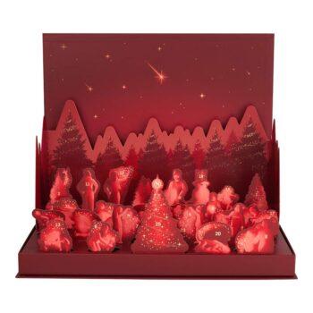 Neuhaus Schokoladen Adventskalender 2020