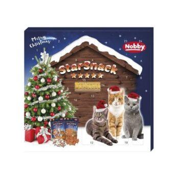 """Nobby StarSnack Adventskalender """"Katze"""""""