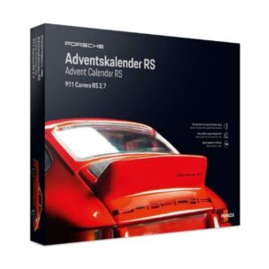 PORSCHE 911 Carrera RS Adventskalender 2020