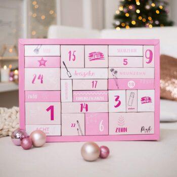 Pink Box Beauty Adventskalender 2020