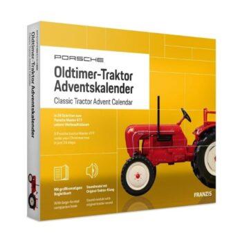 Porsche Oldtimer-Traktor Adventskalender 2020