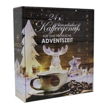 Querfee® Kaffee Adventskalender