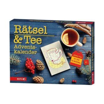 ROTH Rätsel & Tee Adventskalender 2020