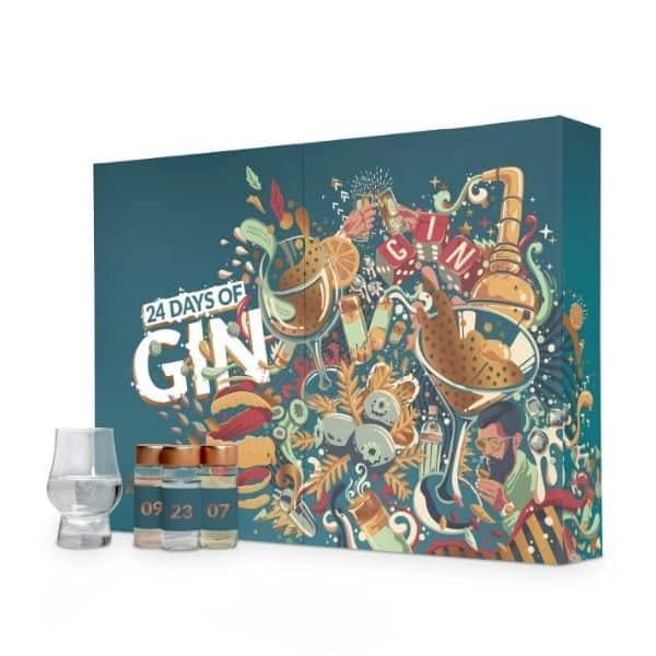 Tastillery Gin Adventskalender 2020