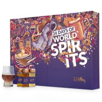 Tastillery World Spirits Adventskalender 2020