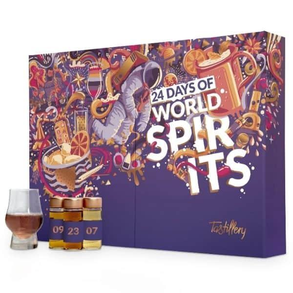 Tastillery World Spirits Adventskalender 2020