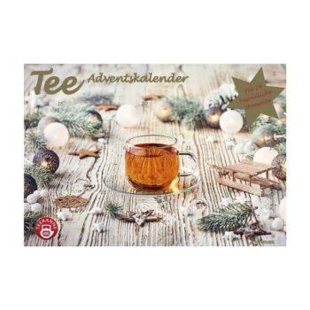 Teekanne Tee Adventskalender 2021