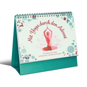 "Tisch-Adventskalender ""Mit Yoga durch den Advent"""