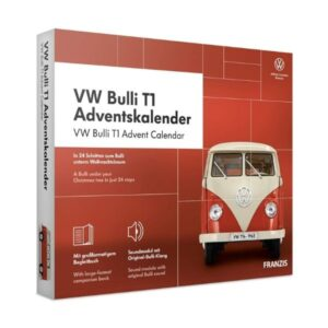 VW Bulli T1 Adventskalender 2020