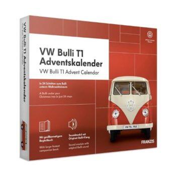 VW Bulli T1 Adventskalender 2020