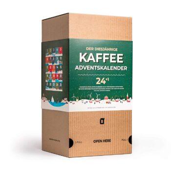 Grower´s Cup Gourmet Kaffee Adventskalender 2020