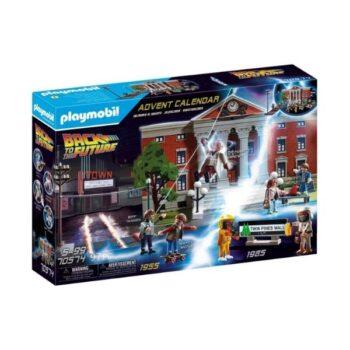 "Playmobil Adventskalender ""Back to the Future"""