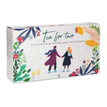 Bio Tee Adventskalender für Zwei