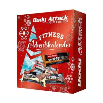 Body Attack Adventskalender 2020
