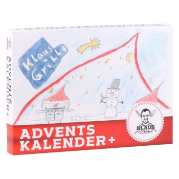 Klaus grillt Adventskalender 2020