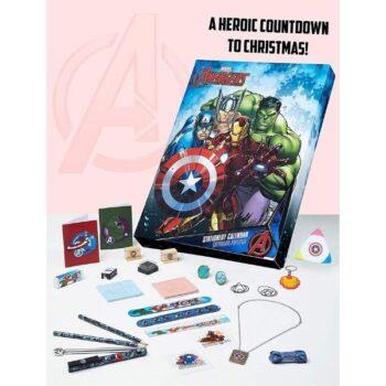 Marvel Avengers Adventskalender
