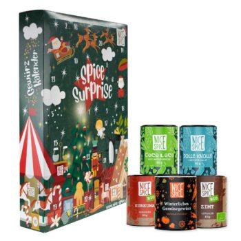 Nice Spice Adventskalender 2020