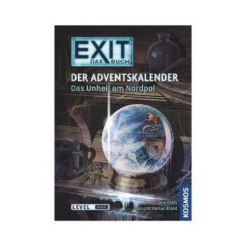 EXIT Buch-Adventskalender 2021