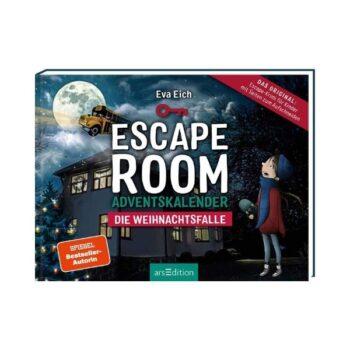 Escape Room Adventskalender 2021: Die Weihnachtsfalle