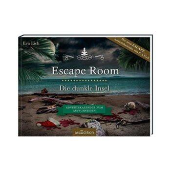 Escape Room Adventskalender 2021: Die dunkle Insel