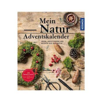 KOSMOS Mein Natur-Adventskalender