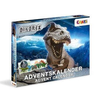 CRAZE Dinosaurier Adventskalender 2021