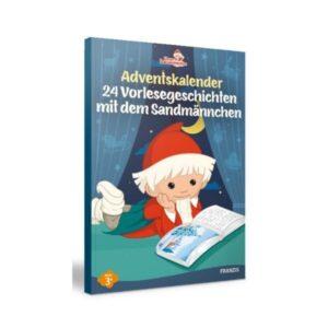 FRANZIS Adventskalender mit Sandmännchen-Geschichten