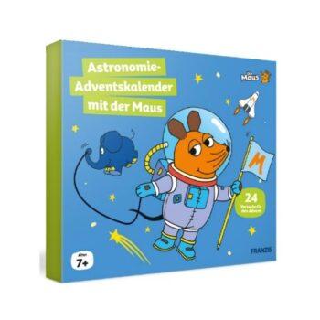 FRANZIS Astronomie-Adventskalender mit der Maus