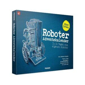 FRANZIS Roboter Adventskalender 2021