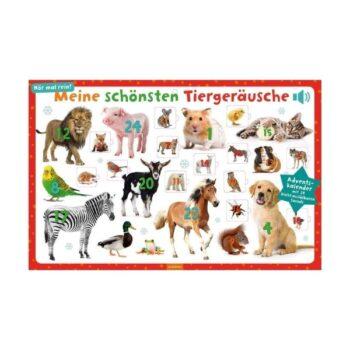 Mein Tiergeräusche-Adventskalender