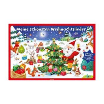 Weihnachtslieder Adventskalender für Kleinkinder