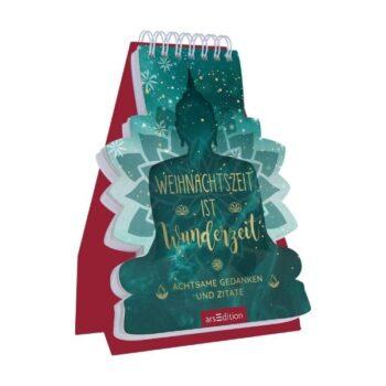 Weihnachtszeit ist Wunderzeit Achtsamkeit Adventskalender 2021